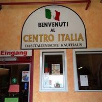 Das Foto wurde bei Centro Italia von Yvonne E. am 8/17/2013 aufgenommen