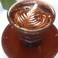 Photo taken at Tori & Bert cafe by Lydia C. on 4/28/2013