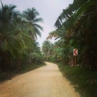 Photo taken at Siargao Island by Alex Smirnov on 10/16/2013