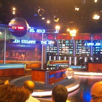 Photo taken at The Daily Show with Jon Stewart by Jess F. on 6/25/2013