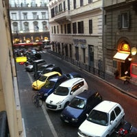 Das Foto wurde bei Hotel Dei Mellini von Merve D. am 10/14/2014 aufgenommen