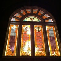 Photo taken at First Presbyterian Church by Liza M. on 12/24/2012