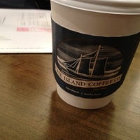 Photo taken at Erie Island Coffee Company by Robert K. on 11/20/2012