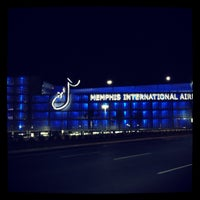 Photo taken at Memphis International Airport (MEM) by Kevin M. on 5/13/2013