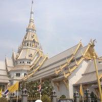 Photo taken at Wat Sothon Wararam Worawihan by Petit P. on 4/7/2013