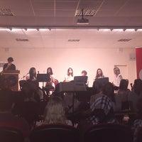 Foto tomada en ATSO Güzel Sanatlar Lisesi por Nur💍Fikret Y. el 10/28/2016