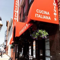 Photo taken at Massimino's Cucina Italiana by Paul D. on 6/1/2016