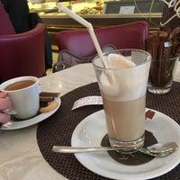 Photo taken at Café Görg by Nicole W. on 2/27/2016