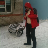 """Photo taken at Столовая """"Дилижанс"""" by Дмитрий Я. on 1/24/2013"""