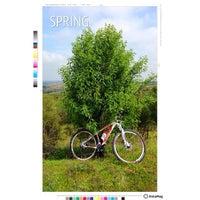 Photo taken at Bicicletas Andrino by Daniel N. on 4/21/2014