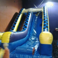 Photo taken at Pump It Up by Kelly E. on 6/3/2013