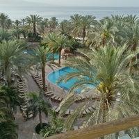 Photo taken at Royal Beach Eilat by Gevorg Y. on 3/15/2013