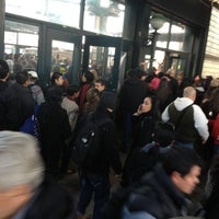 Photo taken at Queens Library at Jackson Heights by Edie C. on 11/1/2012