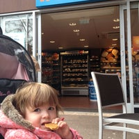 Photo taken at Greggs by Paul F. on 4/16/2013