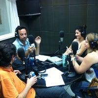 Photo taken at FM Tiempo by Dj B. on 11/13/2014