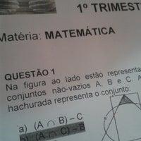 Photo taken at Colégio Bahiense by Julia C. on 3/19/2014