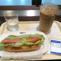 Photo taken at ドトールコーヒーショップ 新幹線新大阪駅店 by mochy (. on 6/20/2013
