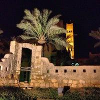 Photo taken at Al Diri'yah by Fouad F. on 11/21/2012