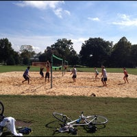 Photo taken at Piedmont Park Active Oval by David Orland B. on 10/3/2012