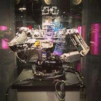 Photo taken at MIT Museum (Building N52) by Rafael G. on 4/28/2013
