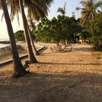 Photo taken at Haad Tian Beach Resort by Наталья С. on 3/7/2014