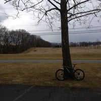 Photo taken at Jorden Park Mountain Biking Trails by Melissa R. on 2/28/2013