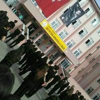 Photo taken at Akhisar Anadolu Öğretmen Lisesi by Beste E. on 11/11/2016