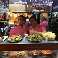 Photo taken at El Quim de la Boqueria by Diana P. on 10/25/2012