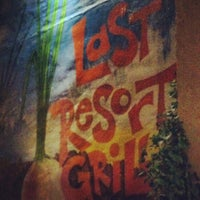 Photo taken at Last Resort Grill by Joshua C. on 11/24/2012