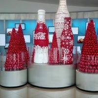 Photo taken at World of Coca-Cola by David S. on 12/3/2012