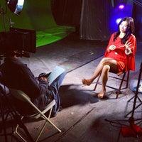 Photo taken at Dirt Cheap Studios by Jennifer Y. on 3/15/2013