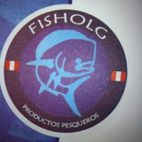 Photo taken at Refrigerados Fisholg & Hijos SAC by Héctor O. on 2/26/2013