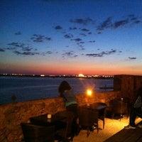 Photo taken at O Castelo by Katharina S. on 5/2/2013