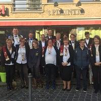 Photo taken at 't Pleintje by Deglas A. on 11/26/2016