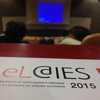 Photo taken at ESTG (IPLeiria - Campus 2) by s t. on 12/11/2015