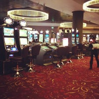 Photo taken at Aspers Casino by Kristina P. on 1/24/2013