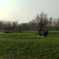 Photo taken at Park Avans Tilburg by Bogdan K. on 5/6/2013