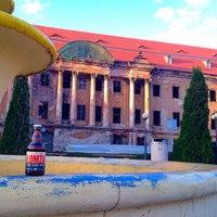 Photo taken at Pałac Promnitzów by Bogdan K. on 9/25/2014