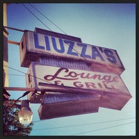 Photo taken at Liuzza's By The Track by John J. on 6/18/2013