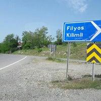 Photo taken at filyos yolunda by Öksüz E. on 5/14/2016