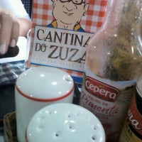 Photo taken at Cantina do Zuza by Ana B. on 3/28/2013