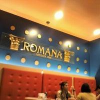 Photo taken at Confeitaria Romana by Ana B. on 10/6/2013