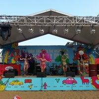 Photo taken at Beach Bund by Janet K. on 8/10/2013