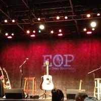 Photo taken at Eddie Owen Presents at Red Clay Theatre by 🍀Nancy G. on 2/24/2013