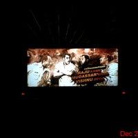 Photo taken at Big Cinema by Sanjay N. on 12/25/2012