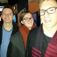 Photo taken at Cineplex Odeon Westshore Cinemas by Joe H. on 12/15/2013