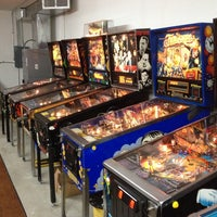 Photo taken at CP Pinball by Jay K. on 11/10/2013