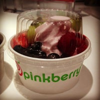 Photo taken at Pinkberry by Daniel G. on 4/12/2013