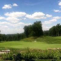Photo taken at Fieldstone Golf Club by Erin H. on 8/16/2013