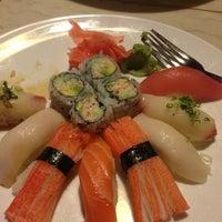Photo taken at Fuji Sushi & Steak House by Luke R. on 3/2/2013